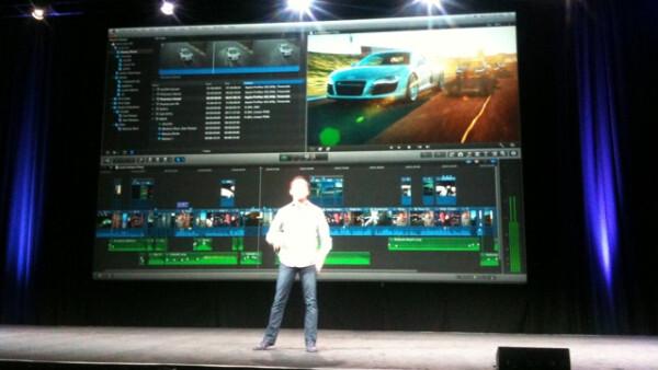 Apple Unveils Final Cut Pro X At Supermeet