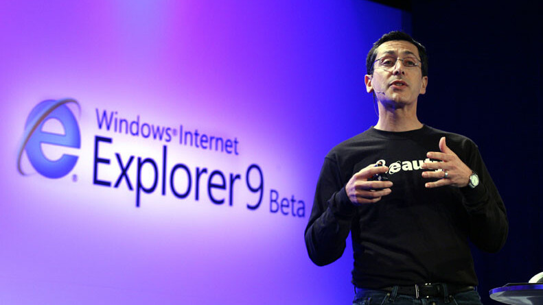 Internet Explorer 9 being adopted five times faster than IE8