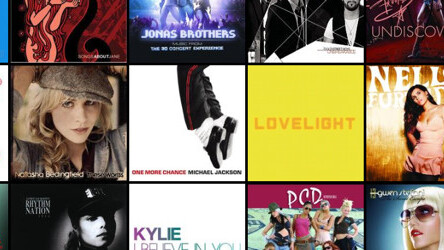 Music Hunter for iPad, easily one of the slickest ways to discover new music