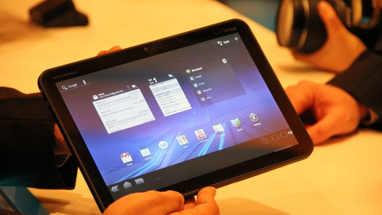 Gartner: Android tablets to hold 39% market share by 2015