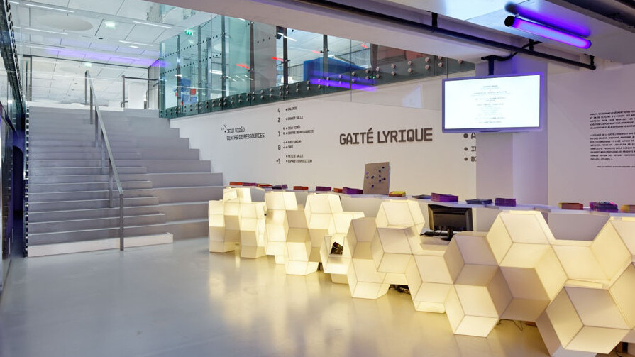 Gorgeous New Centre for Digital Art and Music in Paris [Photos]