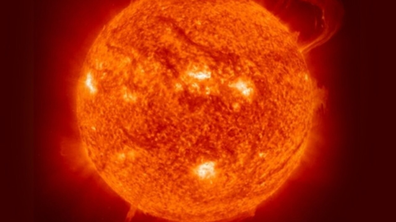 Capturing the sun's energy in a beautiful concept [Video]
