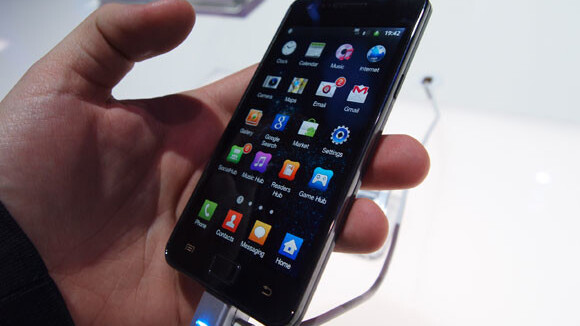 Samsung Unveils First Galaxy S II Commercial [Video]