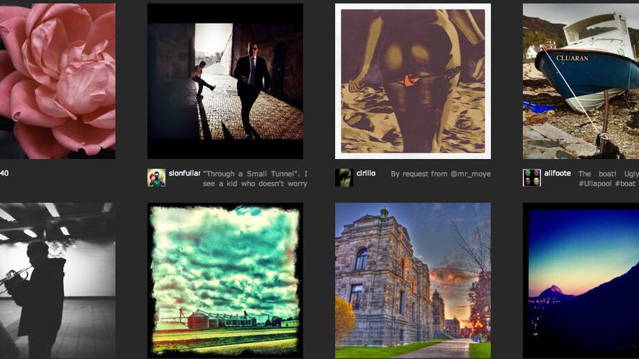 Extragram! Extragram! Hear all about the sweet new Instagram web app