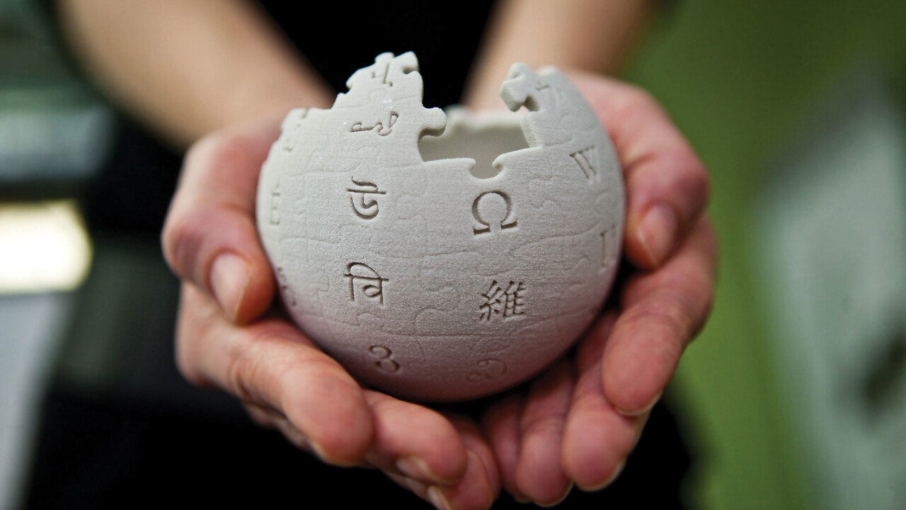 Wikipedia opens India office to promote regional participation