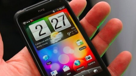 The HTC Incredible S comes to Canada