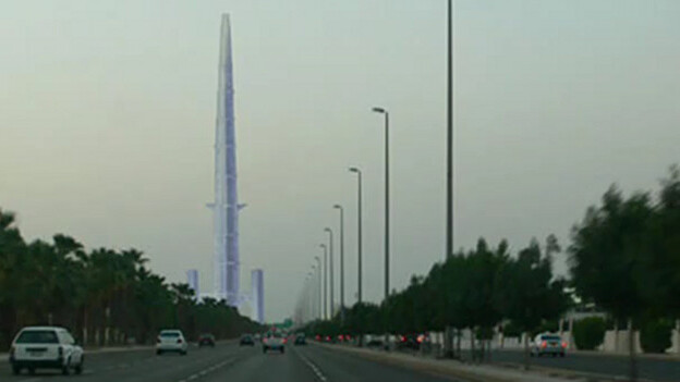 This mile-high skyscraper is mindblowing