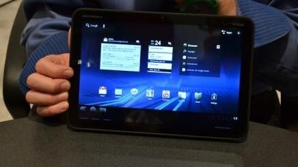 Motorola Xoom to hit China shores by June