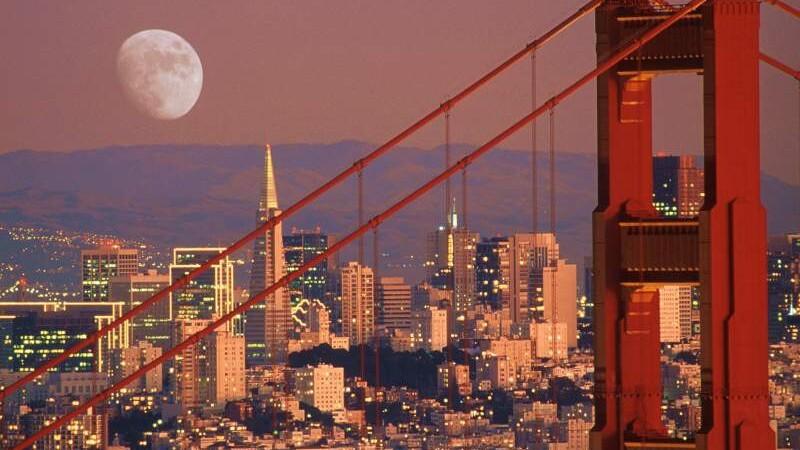 In San Francisco, it's a bay window! Oh wait, no it's a garage.