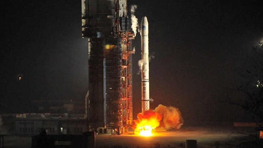 China launches its own positioning satellites to end reliance on US GPS
