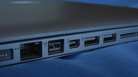 Could Apple be readying a Thunderbolt Dock Connector?