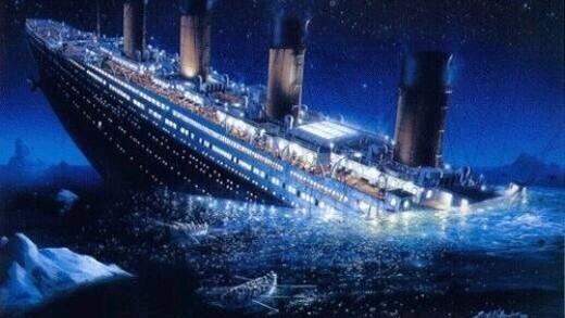 Titanic sinking to be tweeted in real-time