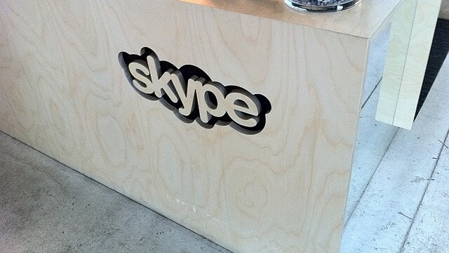 Skype Goes Down, App's Crashing For Many [Updated]