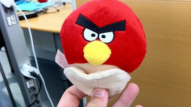 RIM Confirms Angry Birds Will Launch On BlackBerry PlayBook In The Summer