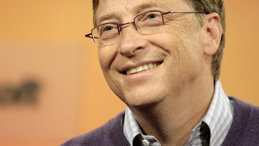 Bill Gates dismisses Apple's market valuation edge over Microsoft