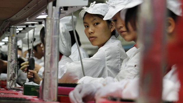 Chinese iPad workers reportedly forced to sign 'no suicide' pledge