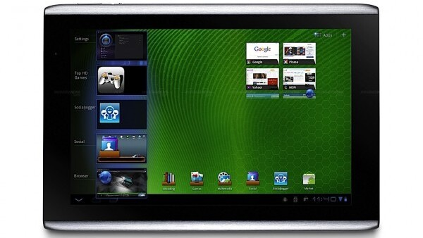 India gets its first Honeycomb tablet