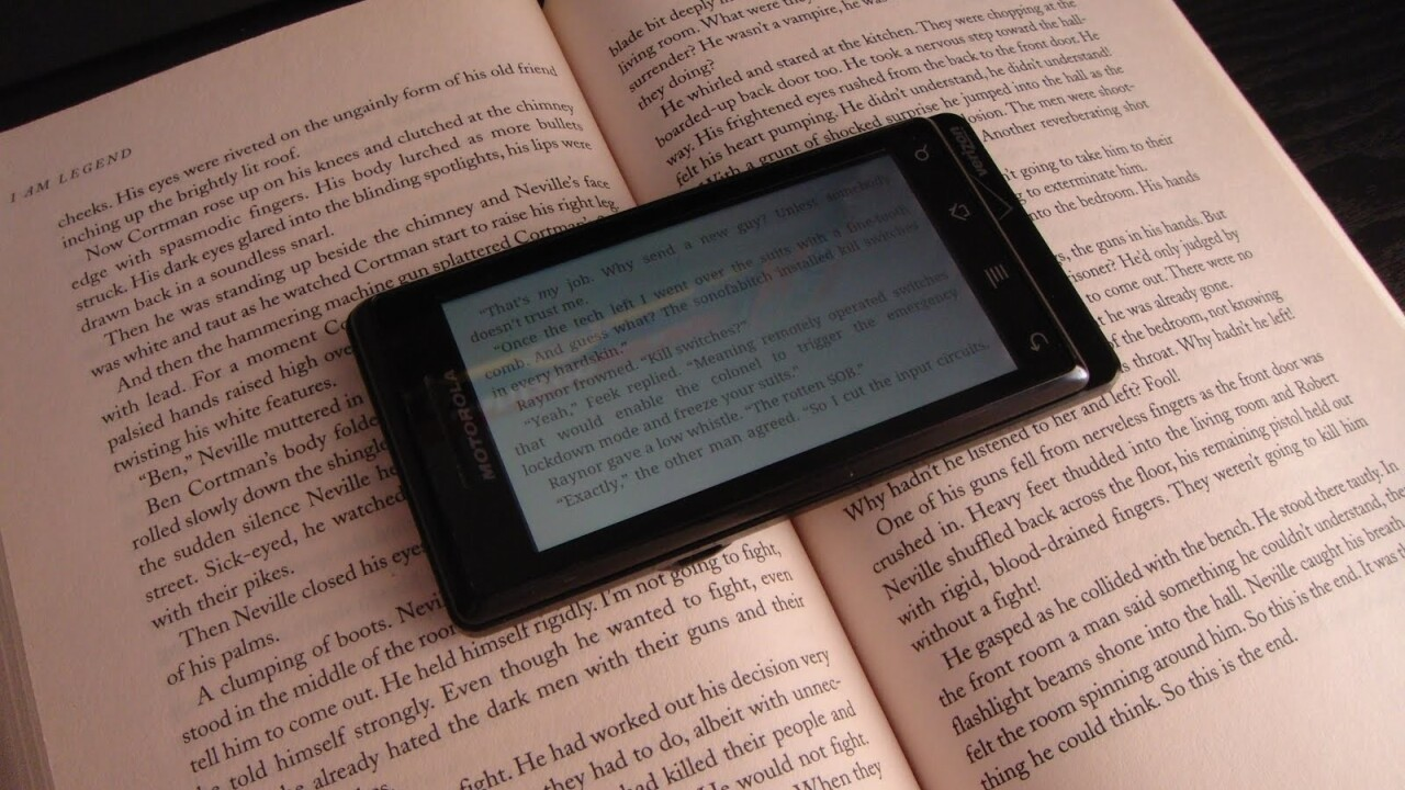 UK Digital Consumer Book Sales Quadruple In Value In 2010