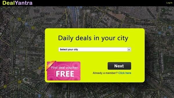 IndyaRocks launches DealYantra.com – Yet another discount voucher site
