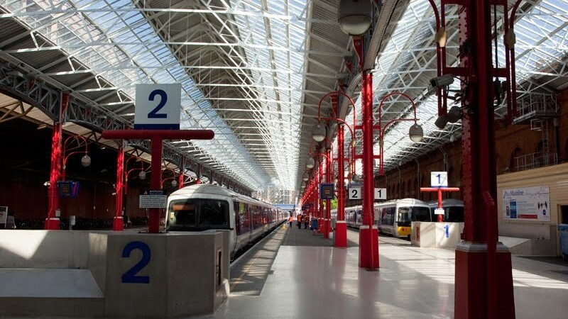 UK's first mobile rail ticketing service launched
