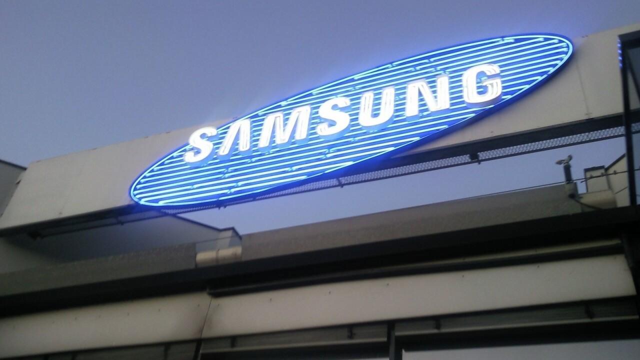 Samsung Receives Bomb Threat Following Bin Laden Killing