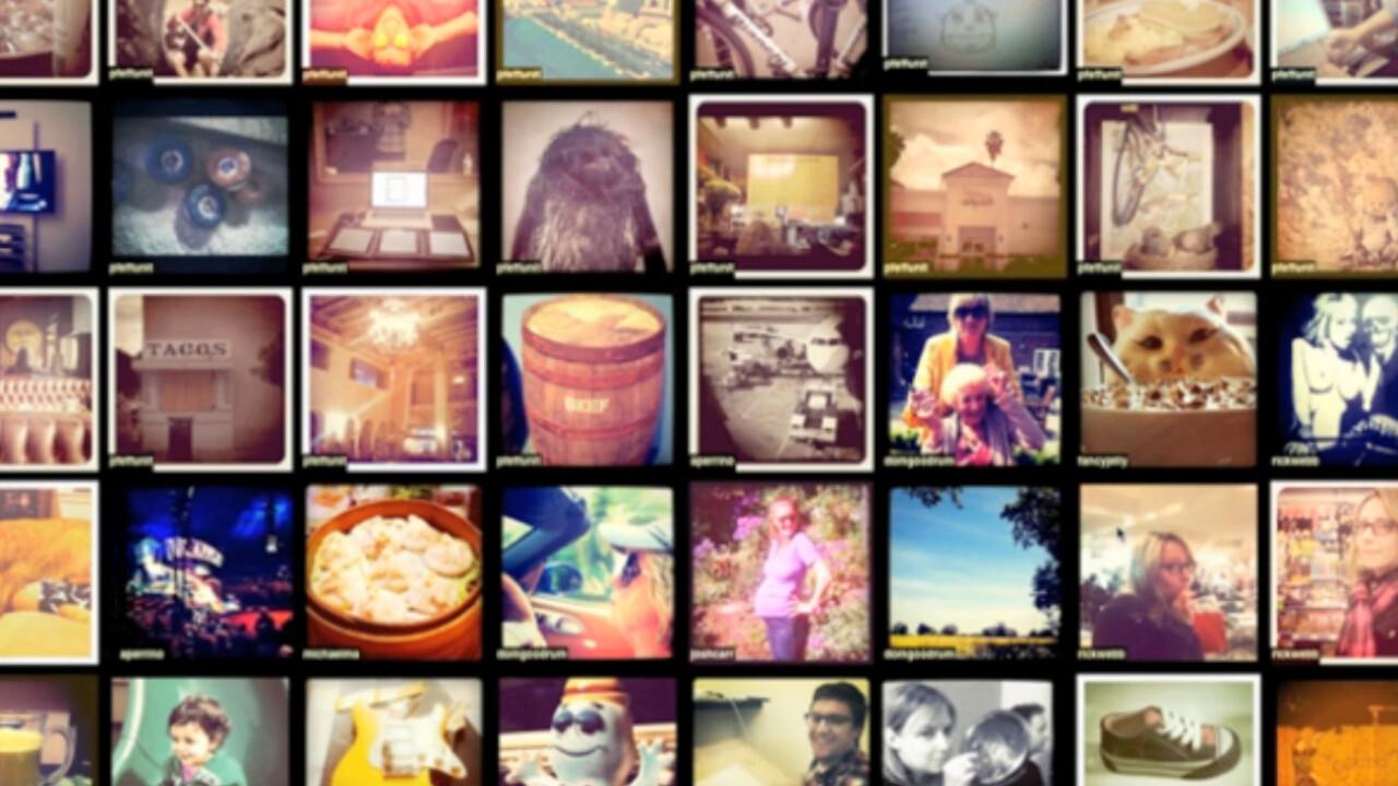 Brilliant! Screenstagram, a screensaver for Instagram