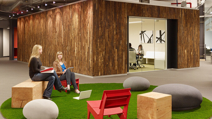 Microsoft Looks Set To Acquire Some Stunning Skype Office Space