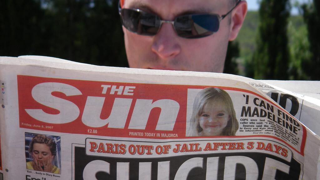 The Sun Newspaper comes bottom of digital usability league
