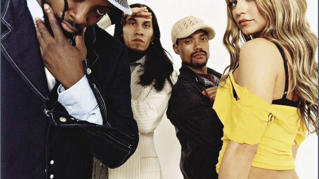 Use your social network for good and win tickets to the Black Eyed Peas