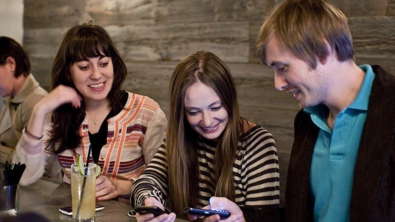 """Correction: Foursquare currently at 9.3 Million users. To cross 10 million """"soon"""""""