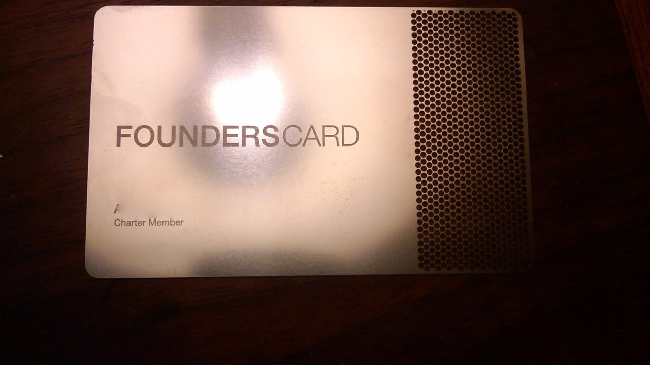 By invite only, FoundersCard gives entrepreneurs VIP treatment