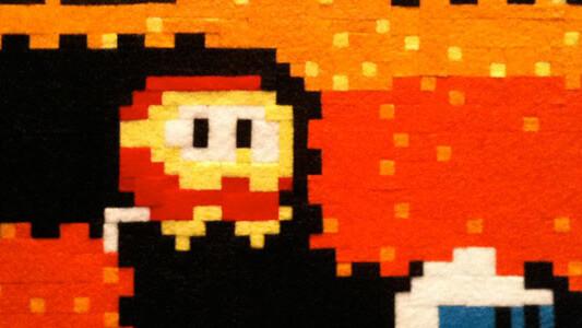 New algorithm turns 8-bit pixel art into silky smooth vectors.