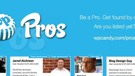 WPCandy Pros is a 'reverse job board' for WordPress professionals
