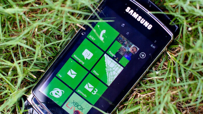 The state of Windows Phone 7 updates