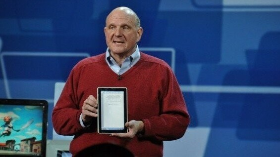 Microsoft considers launching branded Windows 8 tablet