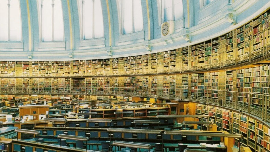 Google teams up with The British Library to bring vast collection online