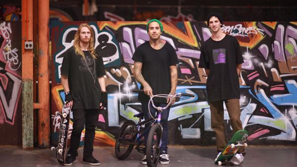 Skatepark becomes a real-life giant pinball game [Video]