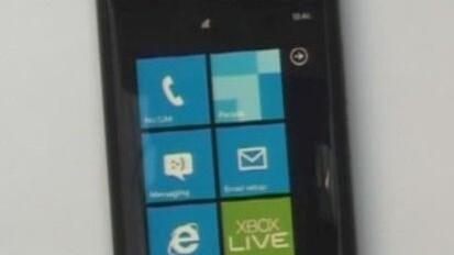 Nokia Windows Phone Photo Leaked