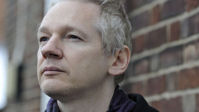 You should see the way Julian Assange is living…[video]