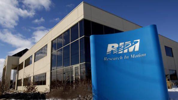RIM slashes forecasts as profits drop, shares plummet 15 percent