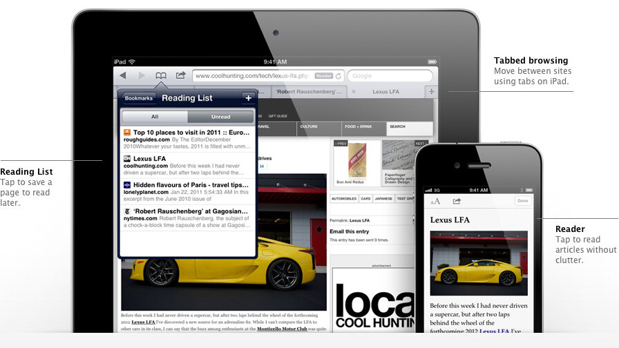 Apple's Reading List could be the best thing to happen to Instapaper