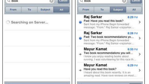 Google Sync gets universal Gmail search and 'Send mail as' features for iOS