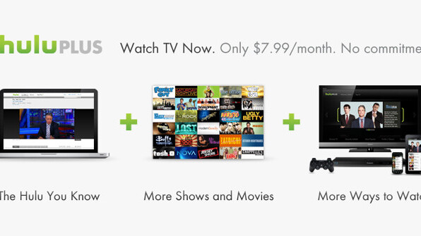 Hulu Plus is now available for six Android devices