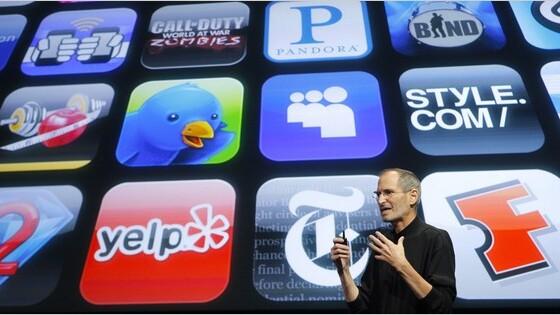Apple's App Store Passes 400,000 Apps: Report