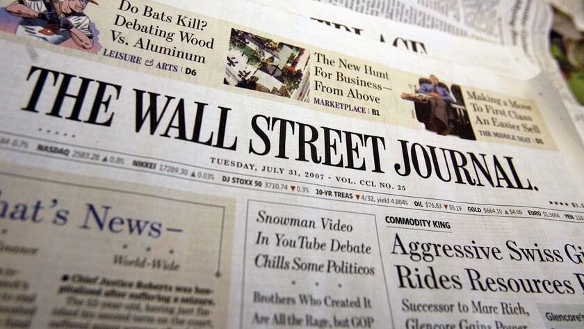 Get behind the Wall Street Journal paywall for free with a single click