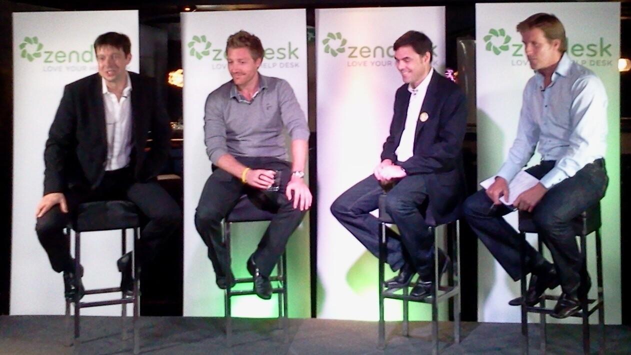Zendesk, the cloud-based help-desk platform, launches European HQ in London