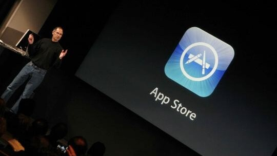 """Apple orders App Store listing service to drop the term """"App Store"""""""
