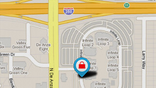 Dropp for iPhone reminds, warns and sends love letters by location