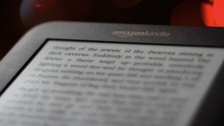 Amazon UK Kindle Store opens for business