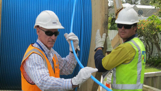 NBN Co seals Telstra deal to build on existing infrastructure